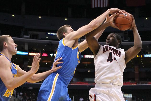 Arizona's Edge vs. UCLA: Rebounding