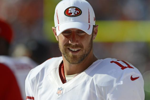 Colin Kaepernick's Decision Making Impresses Alex Smith and More NFC West News