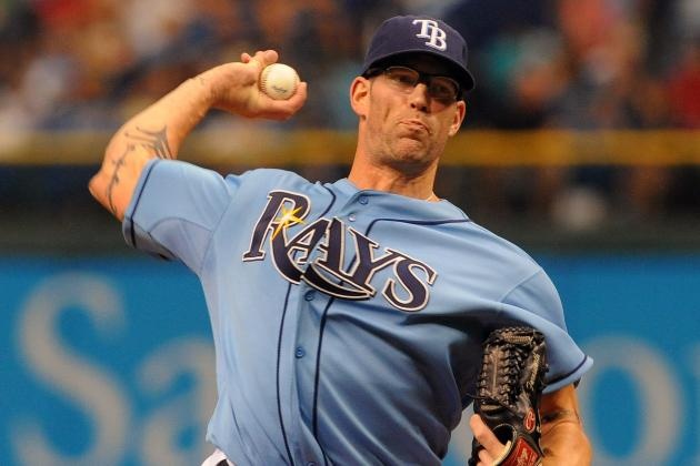Report: Rays, Farnsworth Agree to 1-Year Deal