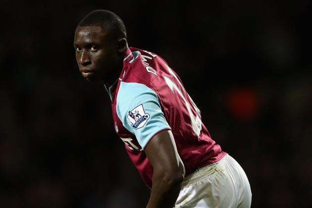 Diame Is Going Nowhere
