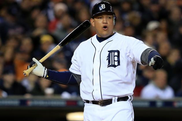 Dave Dombrowski on Miguel Cabrera: Don't Worry, He'll Be Ready