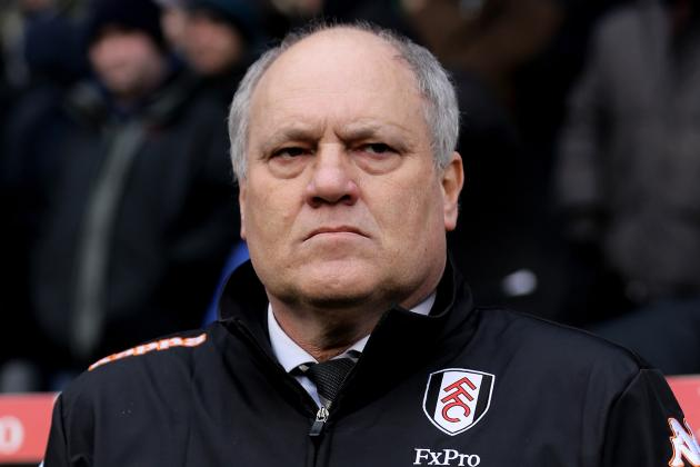 Martin Jol Joins Ball Boy Debate and Accuses Martin Morgan of 'Playing Rugby'