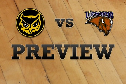 Kennesaw State vs. Lipscomb: Full Game Preview