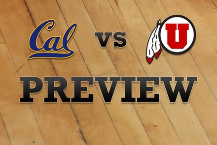 California vs. Utah: Full Game Preview