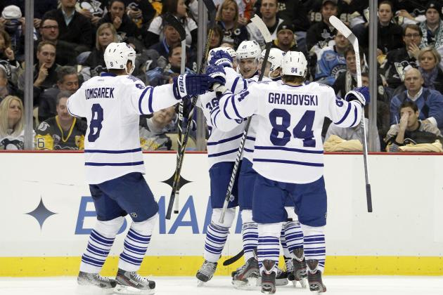 Toronto Maple Leafs: 5-Step Plan to Maintaining Early Success