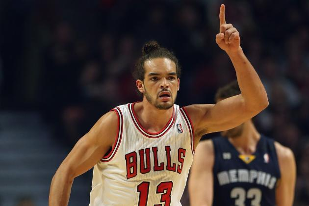 Chicago Bulls Are the NBA's Sleeping Giant