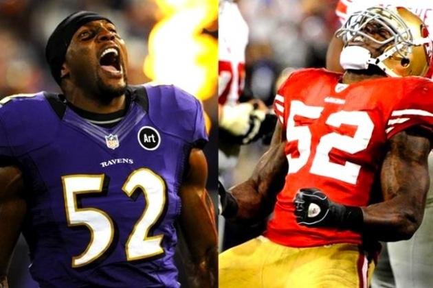 Ray Lewis vs. Patrick Willis: Comparing the Past and Present of the LB Position