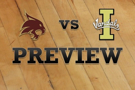 Texas State vs. Idaho: Full Game Preview