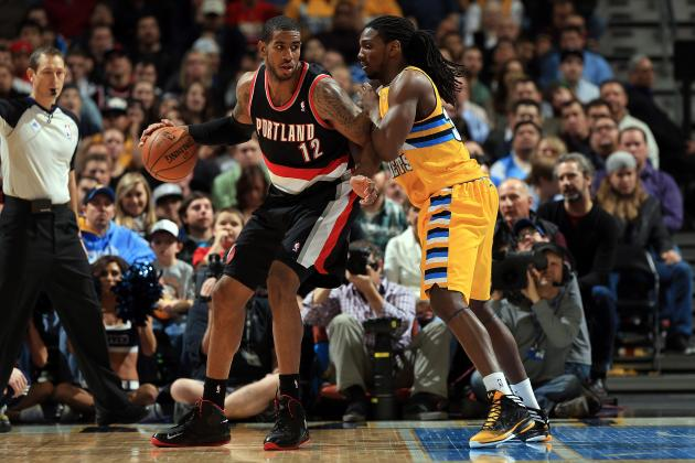 Aldridge Doesn't Sweat All-Star Selection