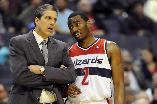 Wizards' John Wall Finally Looks Worthy of His Draft Status