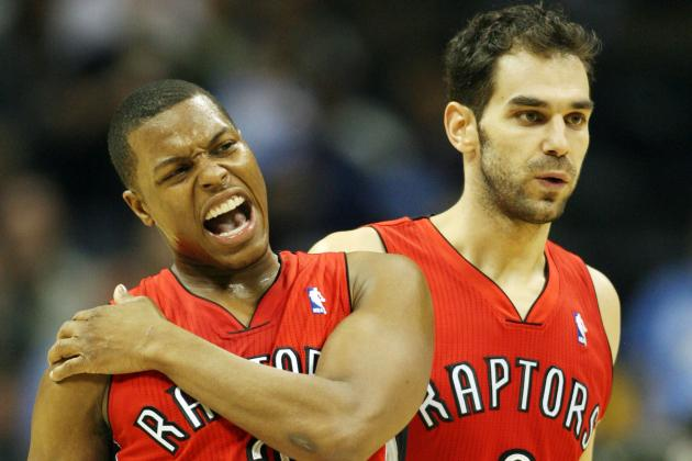 One Point Guard Too Many for Raptors