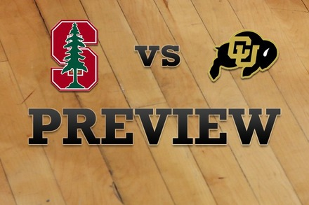 Stanford vs. Colorado: Full Game Preview