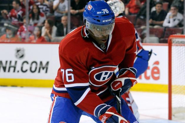 Dave Stubbs: Subban Waits for Value