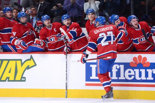Habs Learn Secret to Power-Play Success
