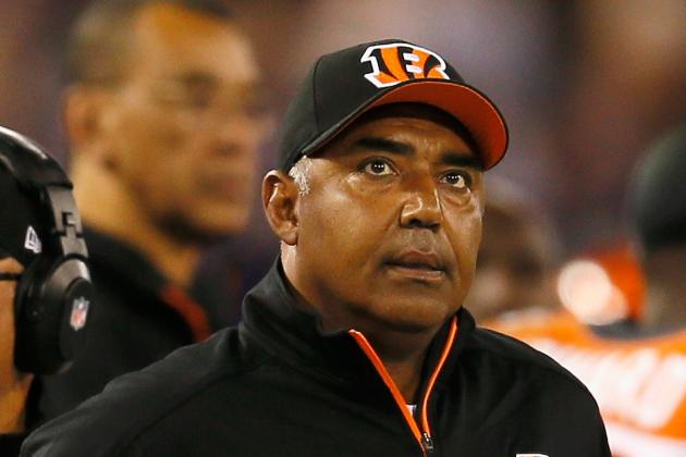 Marvin Lewis Picks Ravens over 49ers