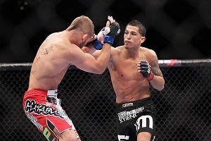 Pettis Determined to Prove He's a Top Contender in UFC Lightweight Division