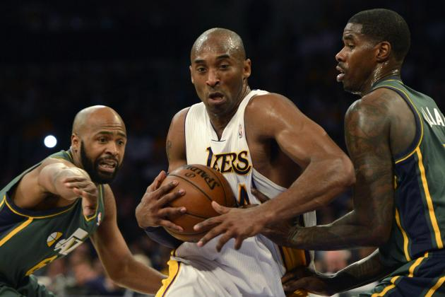 Utah Jazz vs. Los Angeles Lakers: Preview, Analysis and Predictions