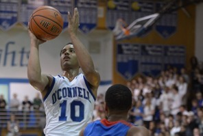Maryland Commit Melo Trimble Picks Up Scoring Pace for O'Connell