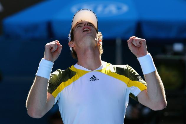 Australian Open 2013: Why Andy Murray Is Destined to Win 2nd Major
