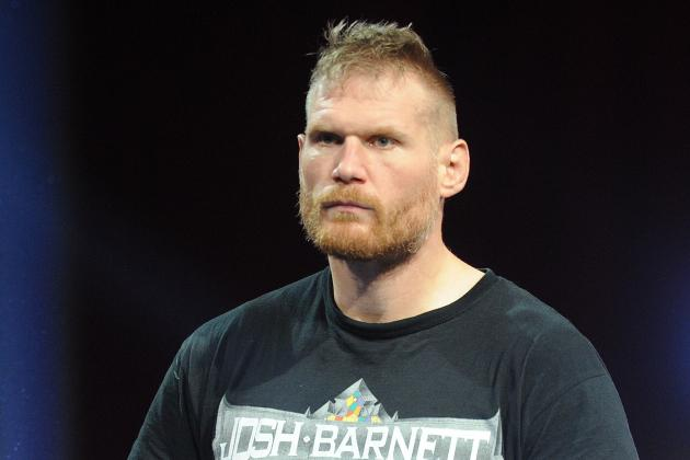 Dana: Barnett's UFC Return 'Probably Going to Happen'