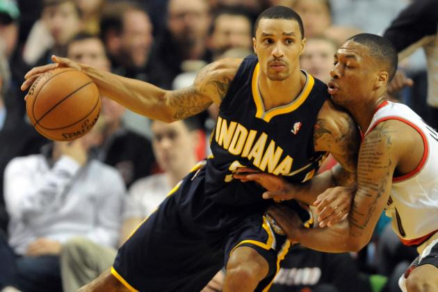 Game Rewind: Pacers 80, Trail Blazers 100