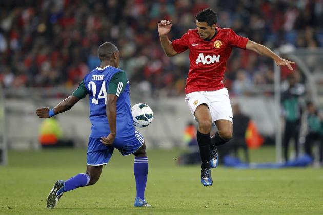 Manchester United Loan Striker Federico Macheda to Stuttgart for Season