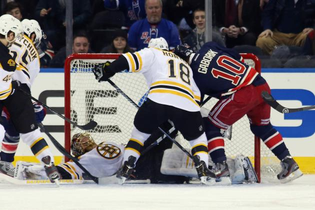 Boston Bruins: Slow Starts Emerging as a Mild Flaw Early in the 2013 Season