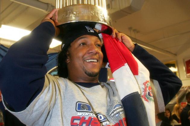 Pedro Martinez Joins Red Sox Organization