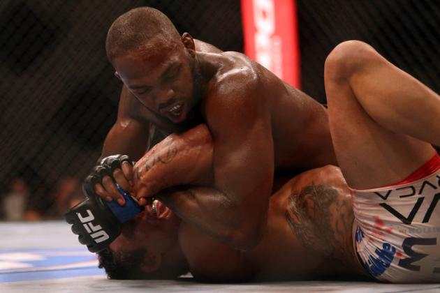 Jon Jones Didn't Take Vitor Belfort Call Out 'Seriously'