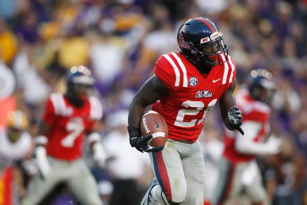 Football Golson's Sole Focus at Ole Miss Now