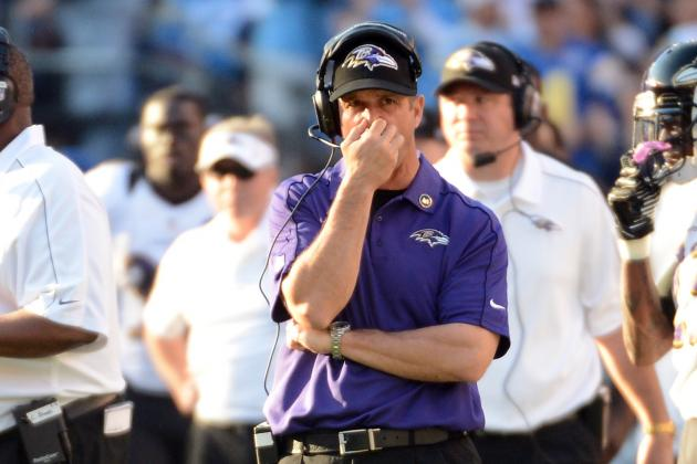 John Harbaugh Has a Plan to Hold Colin Kaepernick Under 200 Yards