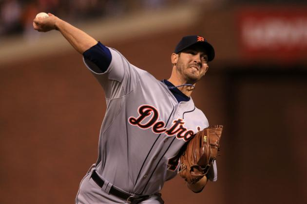 Report: D-Backs to Pursue Tigers' Rick Porcello