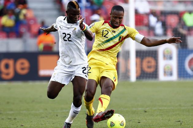 Africa Cup of Nations 2013: Day 6 Scores and Results Summary