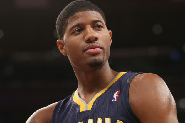 Pacers' Paul George Might Have Better Shot at All-Star Slot Than David West