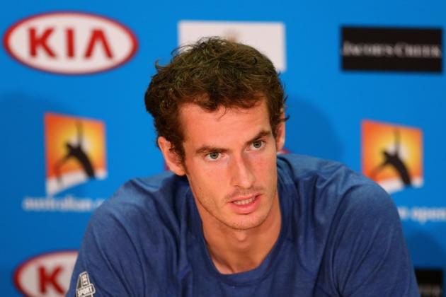 Federer vs Murray: Slower Conditions Should Favor Murray