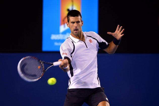 Novak Djokovic Looks to Add to Legacy in Australian Open Men's Final
