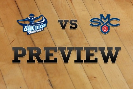San Diego vs. Saint Mary's: Full Game Preview