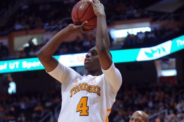 Josh Richardson: 'It's Payback Week' for Vols
