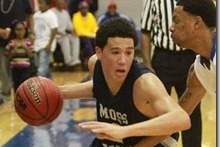 Devin Booker Makes Statement in Front of Michigan Coaches