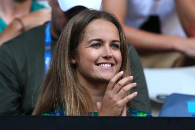 Andy Murray's Girlfriend Kim Sears Shows Admirable Support in Boyfriend's Career