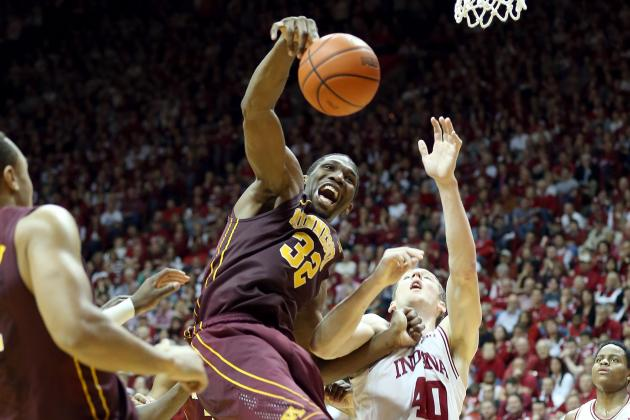 Gophers Feeling the Wrath of the Big Ten Schedule