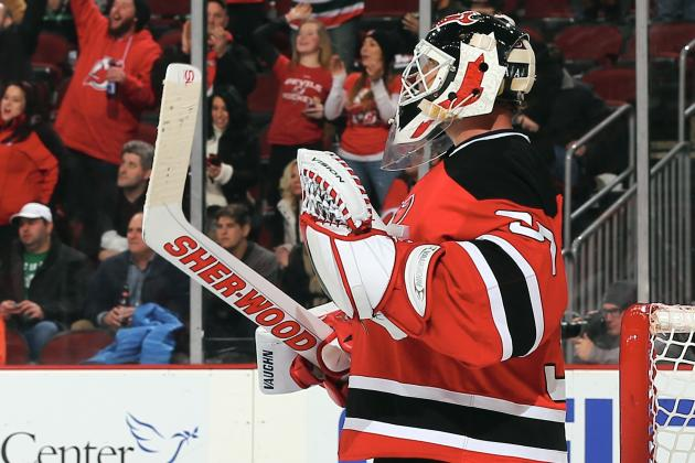 Brodeur Says He Didn't Embellish Wayne Simmonds Hit