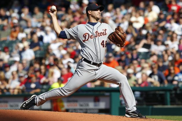 Tigers and Diamondbacks Trade Talk Involving  Rick Porcello After Upton Trade