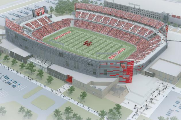 Groundbreaking for Houston Football Stadium Set for Feb. 8