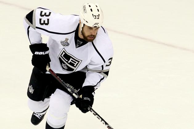 Kings' Mitchell (knee) Medically Cleared, but Hesitant to Return