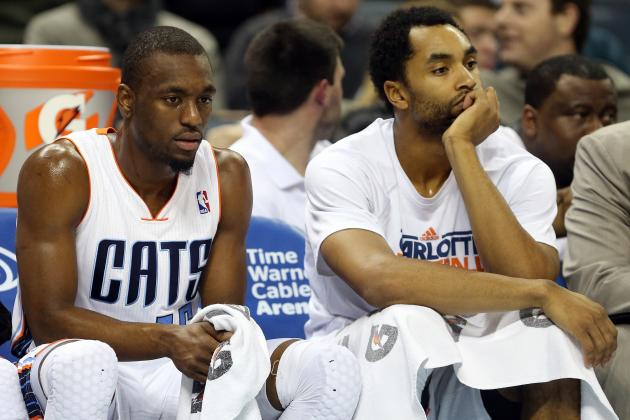 Charlotte Bobcats Start Slow, Fall to Atlanta Hawks