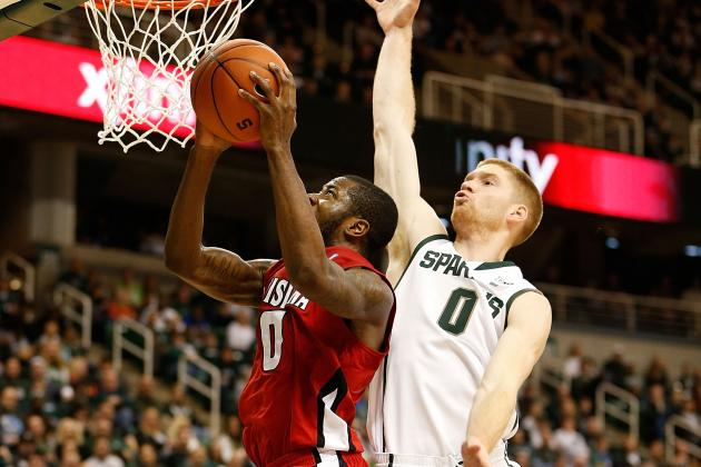 Tom Izzo Keeps the Faith in Struggling Team Captain Russell Byrd