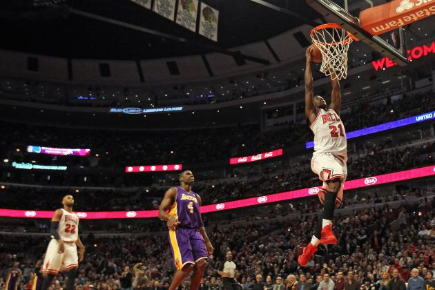 Why Jimmy Butler Has Emerged as the Steal of the 2011 NBA Draft