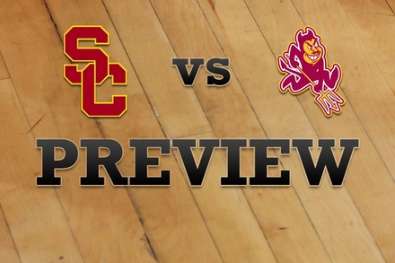 USC vs. Arizona State: Full Game Preview