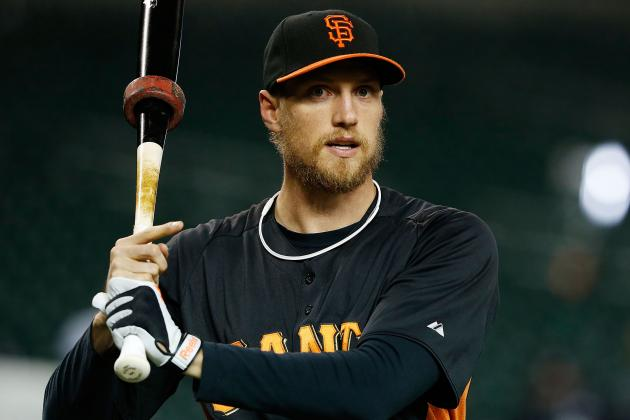 Pence Still Open to Long-Term Deal with Giants